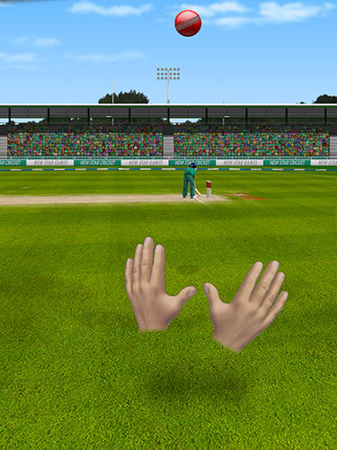 Гра New star cricket на Android - повна версія.