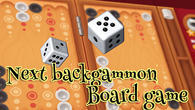 Next backgammon: Board game APK