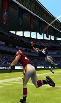 NFL Flick Quarterback screenshot 2