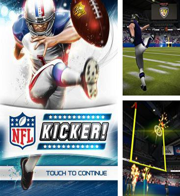 In addition to the game Battle Bears Fortress for Android phones and tablets, you can also download NFL Kicker! for free.
