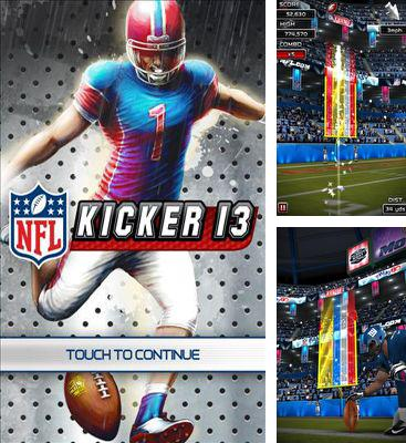 In addition to the game Cross The Line for Android phones and tablets, you can also download NFL Kicker 13 for free.