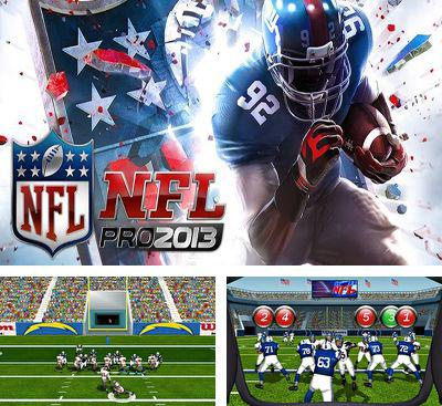 In addition to the game Backbreaker 2 Vengeance for Android phones and tablets, you can also download NFL Pro 2013 for free.