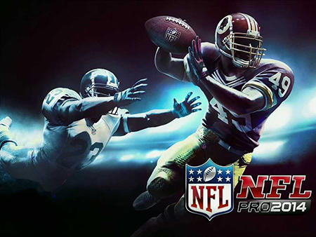 NFL pro 2014 poster