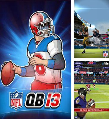 In addition to the game NFL Flick Quarterback for Android phones and tablets, you can also download NFL Quarterback 13 for free.