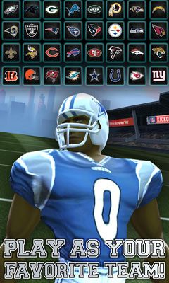 Kostenloses Android-Game NFL Runner: Football Dash. Vollversion der Android-apk-App Hirschjäger: Die NFL Runner Football Dash für Tablets und Telefone.