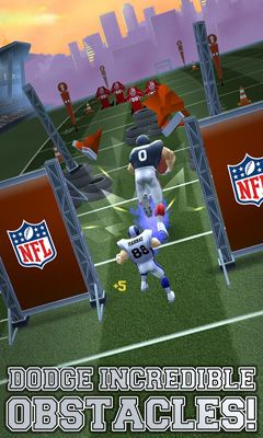 NFL Runner Football Dash für Android spielen. Spiel NFL Runner: Football Dash kostenloser Download.