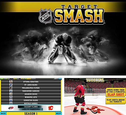 In addition to the game Bike Striker for Android phones and tablets, you can also download NHL hockey: Target smash for free.