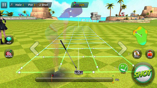 Nice shot golf screenshot 2