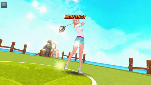 Nice shot golf screenshot 3