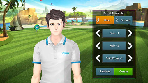 Nice shot golf screenshot 4