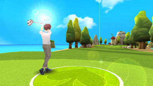 Nice shot golf screenshot 5