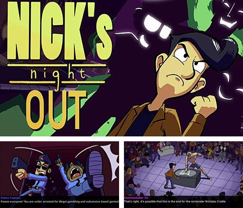 Nick's night out
