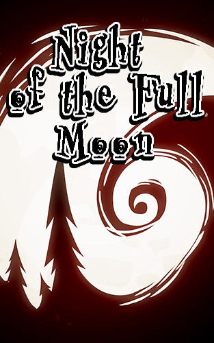 Night of the full Moon poster
