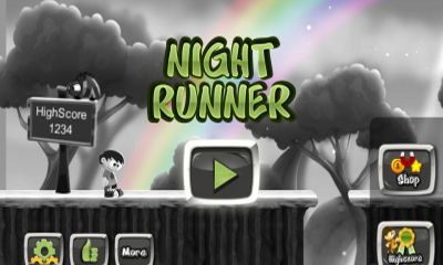 Night Runner screenshot 1
