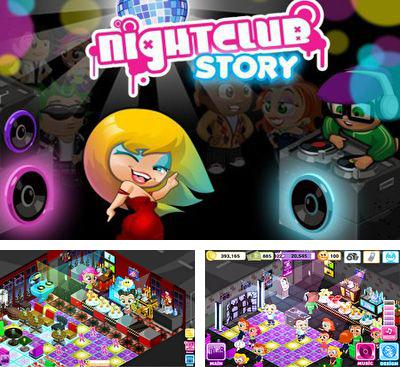 In addition to the game Hospital Havoc 2 for Android phones and tablets, you can also download Nightclub Story for free.