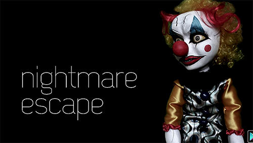 Nightmare escape poster