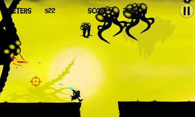 Download Nightmare Runner Android free game.