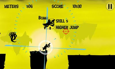 Screenshots of the Nightmare Runner for Android tablet, phone.