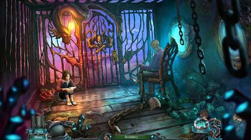 Nightmares from the deep: Davy Jones. Collector's edition für Android spielen. Spiel Alpträume aus der Tiefe: Davy Jones. Collector's Edition kostenloser Download.