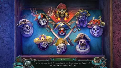 Screenshots von Nightmares from the deep: Davy Jones. Collector's edition für Android-Tablet, Smartphone.