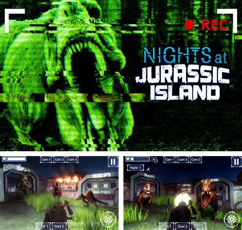Nights at jurassic island survival