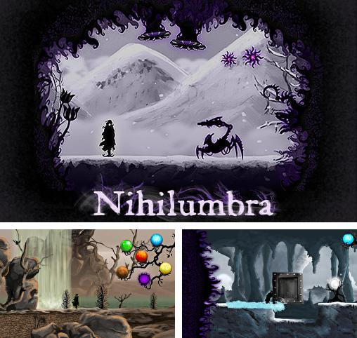 In addition to the game Machinarium for Android phones and tablets, you can also download Nihilumbra for free.