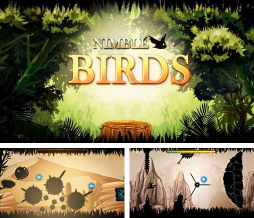 In addition to the game Zixxby for Android phones and tablets, you can also download Nimble birds for free.