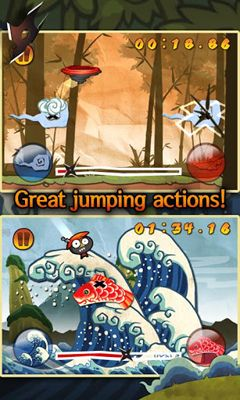 Ninja Bounce screenshot 3