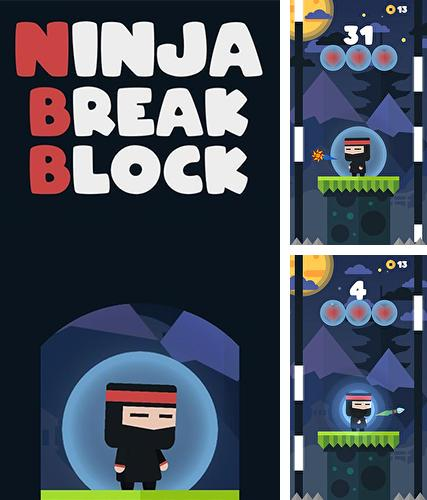 Ninja break block