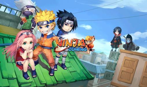 Descargar Ninja Coming Para Android Gratis El Juego Llegada Del