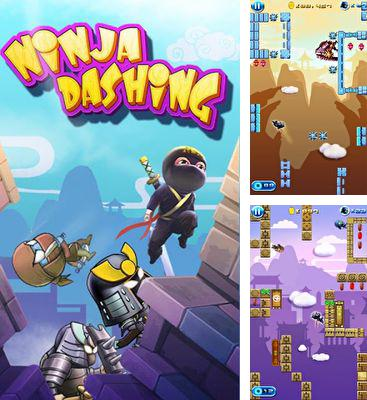 In addition to the game Gears Of Time for Android phones and tablets, you can also download Ninja Dashing for free.