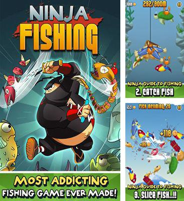In addition to the game Jelly Wars Online for Android phones and tablets, you can also download Ninja Fishing for free.