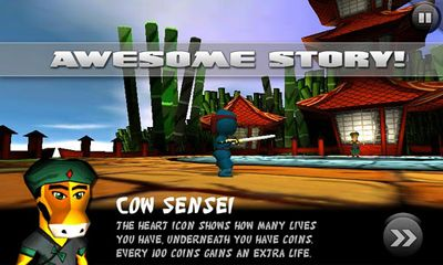 Ninja guy screenshot 2