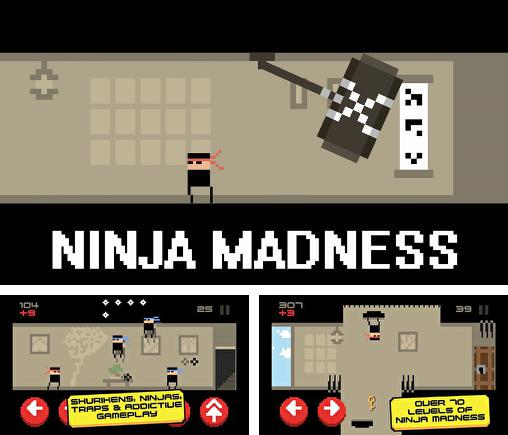 In addition to the game Ninja madness for Android, you can download other free Android games for Huawei Ascend D Quad XL.