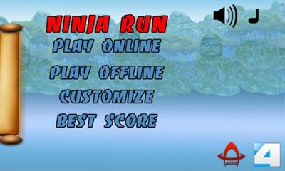 Download Ninja Run Online Android free game.