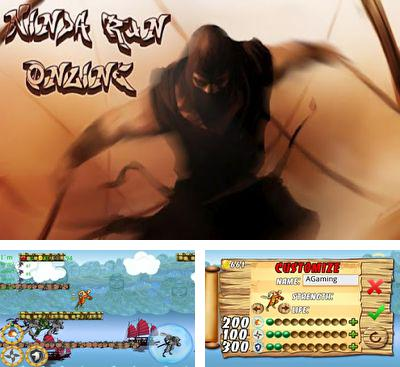 In addition to the game Monster Stack 2 for Android phones and tablets, you can also download Ninja Run Online for free.