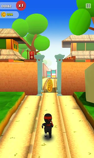 Ninja runner 3D for Android - Download APK free