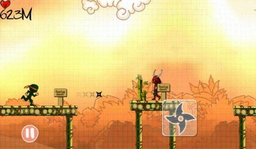 Ninja rush screenshot 3