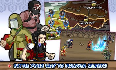 Ninja Saga for Android - Download APK free