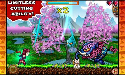 Ninja Slash! screenshot 3