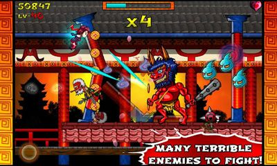 Ninja Slash! screenshot 5