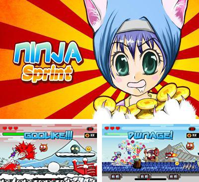 In addition to the game Rescue Roby for Android phones and tablets, you can also download Ninja Sprint for free.