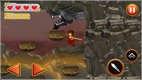 Kostenloses Android-Game Ninja Spielzeug-Krieger: Legendärer Ninja-Kampf. Vollversion der Android-apk-App Hirschjäger: Die Ninja toy warrior: Legendary ninja fight für Tablets und Telefone.