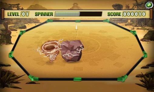 Screenshots von Ninja: Ultimate fight für Android-Tablet, Smartphone.