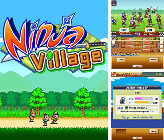 In addition to the game Pocket Academy v1.1.4 for Android phones and tablets, you can also download Ninja village for free.