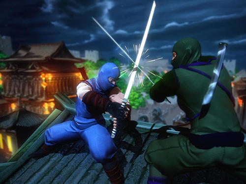 Ninja war lord screenshot 3