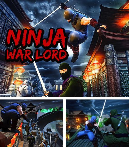 In addition to the game Combat battlefield: Black ops 3 for Android phones and tablets, you can also download Ninja war lord for free.