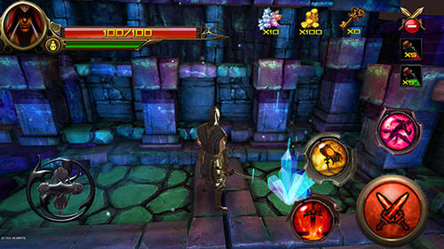 Ninja warrior: Creed of ninja assassins für Android spielen. Spiel Ninja-Krieger: Kredo der Ninja-Assasine kostenloser Download.