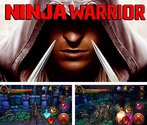 En plus du jeu Missions jurassiques: Jeu de tir pour téléphones et tablettes Android, vous pouvez aussi télécharger gratuitement Ninja guerrier: Credo des assassins ninja, Ninja warrior: Creed of ninja assassins.