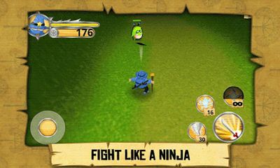 Get full version of Android apk app Ninja Wizard for tablet and phone.